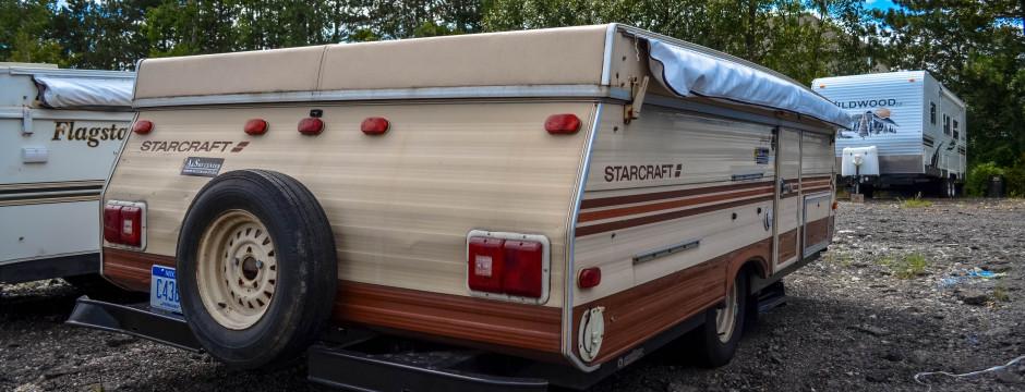 macomb rv storage pop up camper storage